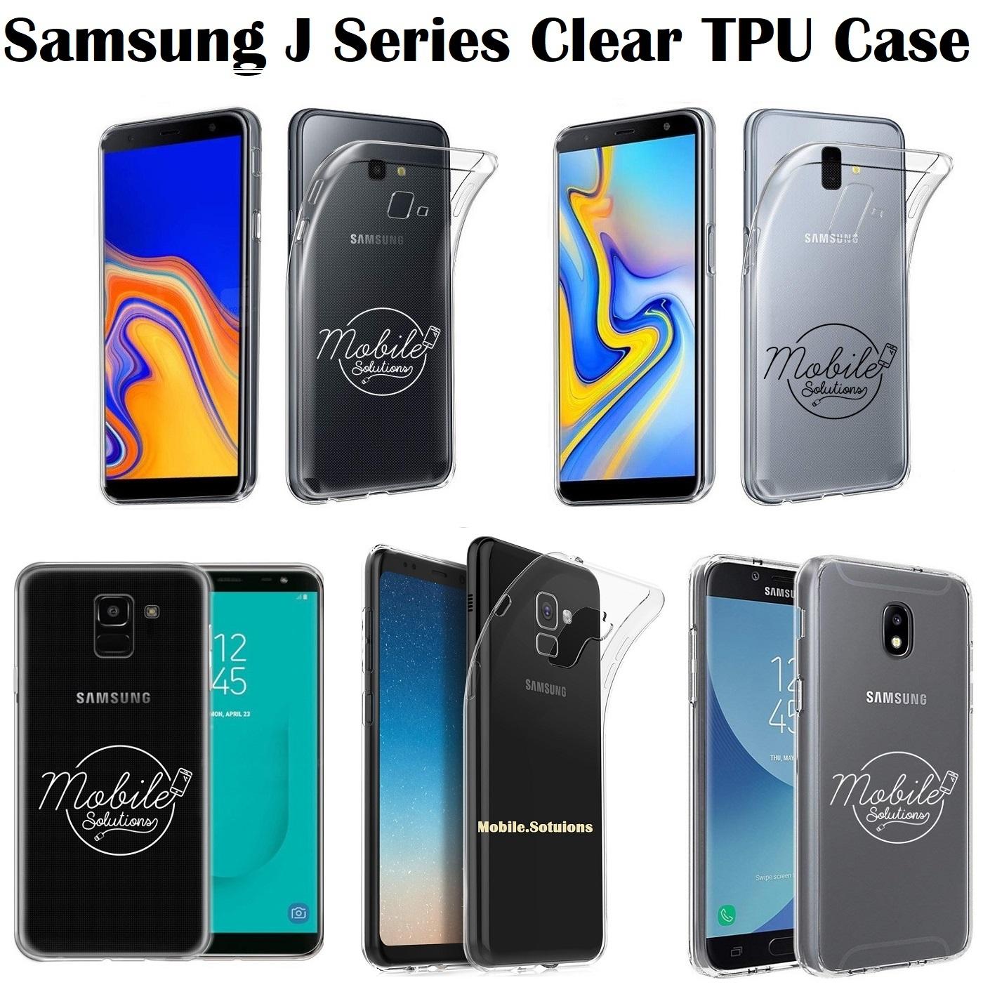 Qoo10 Samsung J8 J7 J6 J5 J4 J3 J2 2018 Iface Jelly Case Soft For Galaxy