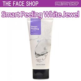 ★The Face Shop★ Smart Peeling White Jewel Peeling (120ml)