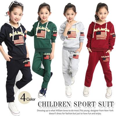 5e440e1be 【Buy 2 FREE SHIPPING】Korean style kids fashion/children sports wear set/
