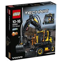 Lego Technique 42 053 Volvo EW 160E