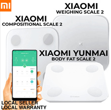 Ready Stock Latest Release June Xiaomi Body Compostion Scale 2  Fast Delivery