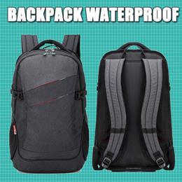 8e71c247d2088c Waterproof Shoulder Backpack Bag Bagpack Laptop Notebook iPad Bag Pouch Men  Women Universal Travel Luggage Sport