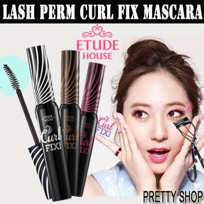 e597ea8b52d Qoo10 - ☆ETUDE HOUSE☆ Lash Perm Curl Fix Mascara 3color 5g : K-Beauty