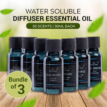 [SPECIAL DEAL]★Premium Essential Oils★SG Bestseller!★30ML Water Soluble Diffuser Essential Oils