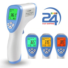 ★ Non-Contact Digital Infrared Thermometer ★ Forehead Body Temperature Fever Meter Adult Kids Baby