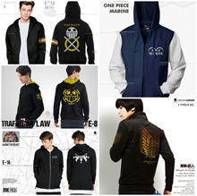 Anime Jackets [Naruto - One Piece - SNK] Limited Edition Limited Stock