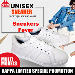 Kappa Limited Special Promotion PU School Shoes  Sneakers Sports