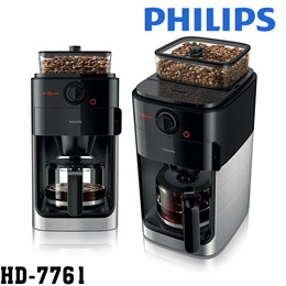 Philips Coffee Maker HD-7761 1.2L Auto power off Insulation function Leak prevention 1000W 4.6kg