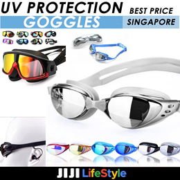 364a56e9e44 ☆Swimming Goggles☆ Anti fog UV shield Adult kids  Diving goggles   Prescription  Swim