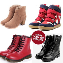 Winter boots/ankle boots/casual boots/Walker boots/women shoes/Wedge Heels /Sneakers Shoe