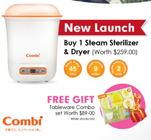 ❤COMBI STEAM STERILIZER AND DRYER.
