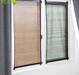 Sunscreen blackout curtains Bedroom window sunshade blinds balcony living room curtain curtain parti