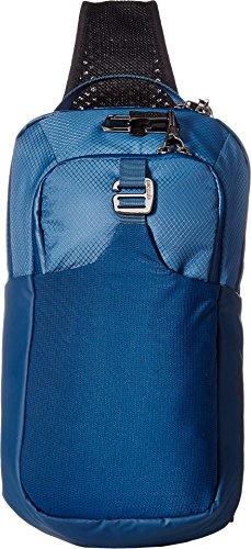 416908a1453b Pacsafe Venturesafe X Anti-theft Sling Pack (Blue Steel)