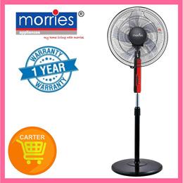 MORRIES MS SF525 16 STAND FAN (24 MONTH WARRANTY)(100% COPPER MOTOR)