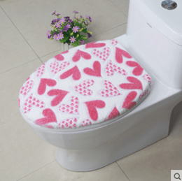 Toilet seat gasket cover