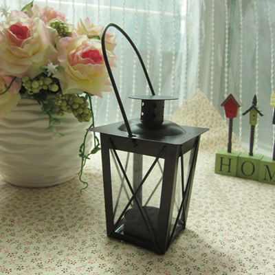 Metal Bird Cage Wedding Candle Holder Lantern Morocco Vintage Small  Lanterns For Candles Decorative