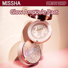 ★Missha★ [pact] Glow Ampoule Pact 12g