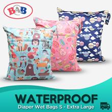 Baby waterproof diaper wet bag / swimming bag wetbag wetbags