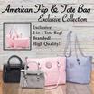New EDITION*LIMITED STOCK*MINI Flip and Tote Bag~Shoulder Bag Torrie B Collection•KOLEKSI TAS WANITA TERBARU•TAS TANGAN Design Terbaru|Fashion HAND BAG|2 in1 Tote BAG*Good Quality