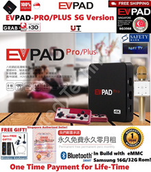 ♛★FREE SHIPPING+FREE AIRMOUSE★EVPAD-PRO+/Plus SG TV BOX★Easy TV Box/VOD Smart Box/1 Year Warranty!!!