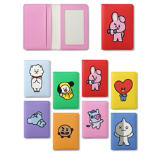 BT21 FOLDING CARD CASE COOKY ORIGINAL / BT21 / BTS / BT21 Original / Bangtan / Dompet Kartu
