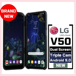 [LG] V50 ThinQ 128GB Brand New Factory Unlocked Full-box LM-V500
