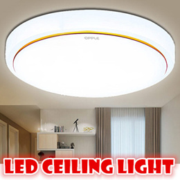 LED Ceiling light living room bed room balcony kitchen toilet lamp round and square modern design