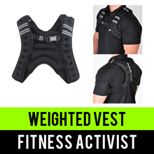 ⏰💪★★Weighted Vests★★Body Weight Training★★Singapore Seller★★Quick Delivery
