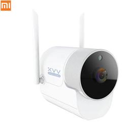 小米 xiaovv户外全景摄像头家用无线wifi监控高清夜视手机远程室外防水