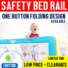 ⏰⚡ 2019 Baby Bed Rail Guard ★★ FREE QXPRESS DELIVERY ★★ Foldable ★★ CHEAPEST CLEARANCE ★★★