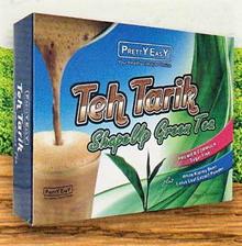 [Lose 1kg In 3 Days!] PRETTY EASY TEH TARIK SHAPE UP GREEN TEA Weight Loss Diet Slimming Tea Diet