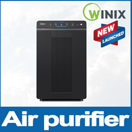 Winix AES330-S0 Premium Air Purifier Zero Black 37.9㎡