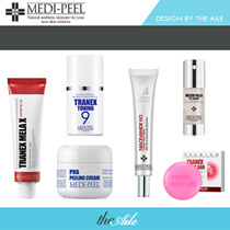 [MEDI-PEEL]Melanon Cream/Tranex Toning9/PHA Peeling/Niacinamide W3/Mezzo Filla eye serum/Hong Bar
