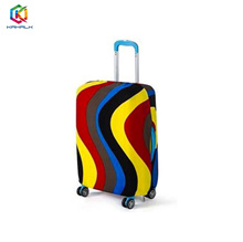 Luggage cover (Color Corrugated)