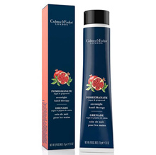 Crabtree  Evelyn Pomegranate, Argan and Grapeseed Overnight Hand Therapy 75g [H}