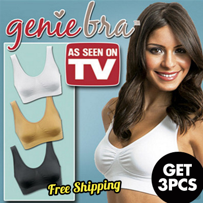Genie Bra Deals for only Rp99.000 instead of Rp99.000