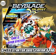 Beyblade Burst B-122 Starter Geist Fafnir 8.Ab Takara Tomy-Korea Version