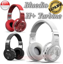 100% Genuine BLUEDIO H / H+ Turbine Wireless Bluetooth 4.1 Stereo Headset Headphone Earphone