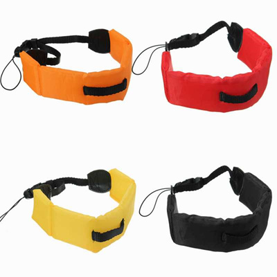 Waterproof Diving Floating Foam Wrist Armband Strap For GoPro Hero Cameras