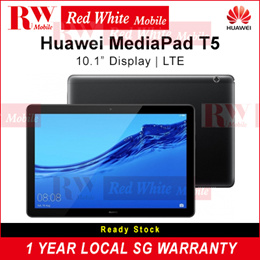 Mediapad T5 10.1 LTE 1 year Huawei warranty