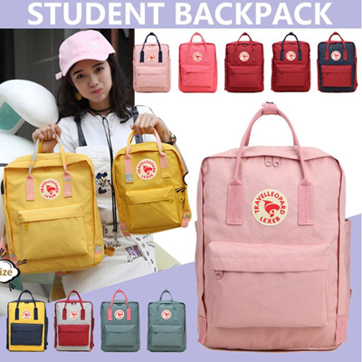 Fjallraven Style Backpack Women Preppy School Bags For Teenagers Oxford  Travel Bags Laptop Backpack 35ed8ed425a14