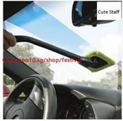 Automotive Glass Windows Brush Car Brush Demisting Wiper Car Washing Brush Cleaning Tools
