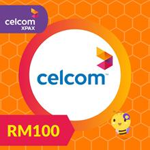 CNY2020 Celcom Postpaid Xpax Lite Postpaid Bill Payment RM100