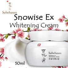 Sulwhasoo Snowise Ex Whitening Cream 50ml (SW014)