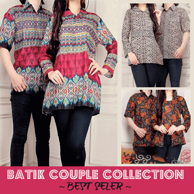 BATIK COUPLE COLLECTION Deals for only Rp100.000 instead of Rp100.000