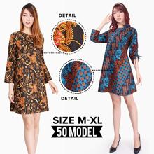 Flat Price_Womens Batik Dress_Best Quality_Must Have!