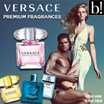 [NEW] Versace -Fragrances Bright Crystal / Bright Crystal Absolu / Yellow Diamond Tester