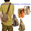 BEST SELLER SHOULDER BAG // TAS SELEMPANG PRIA KOREA IMPORT //  TAS PINGGANG PRIA ARMY KOREA