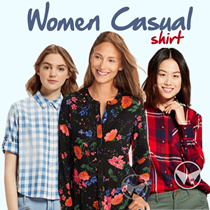 Casual Women Shirt - New Collection