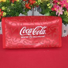 Coca-Cola fashion handbags cosmetic bag student pencil box